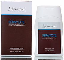 Ceuticoz Keramote Hair Conditioning Shampoo