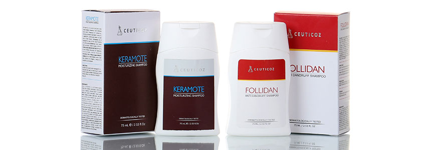 Keramote Hair Conditioning Products