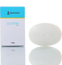 Ceuticoz Duvitin Soap